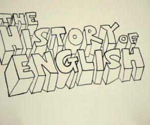 la historia del ingles